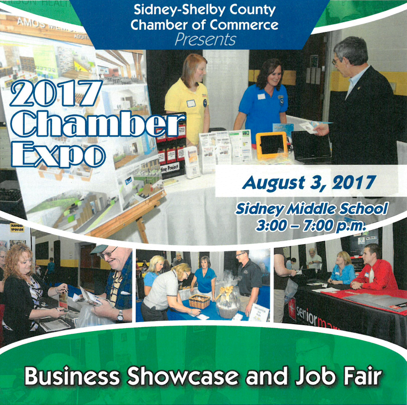 Chamber Expo Promotional Photo
