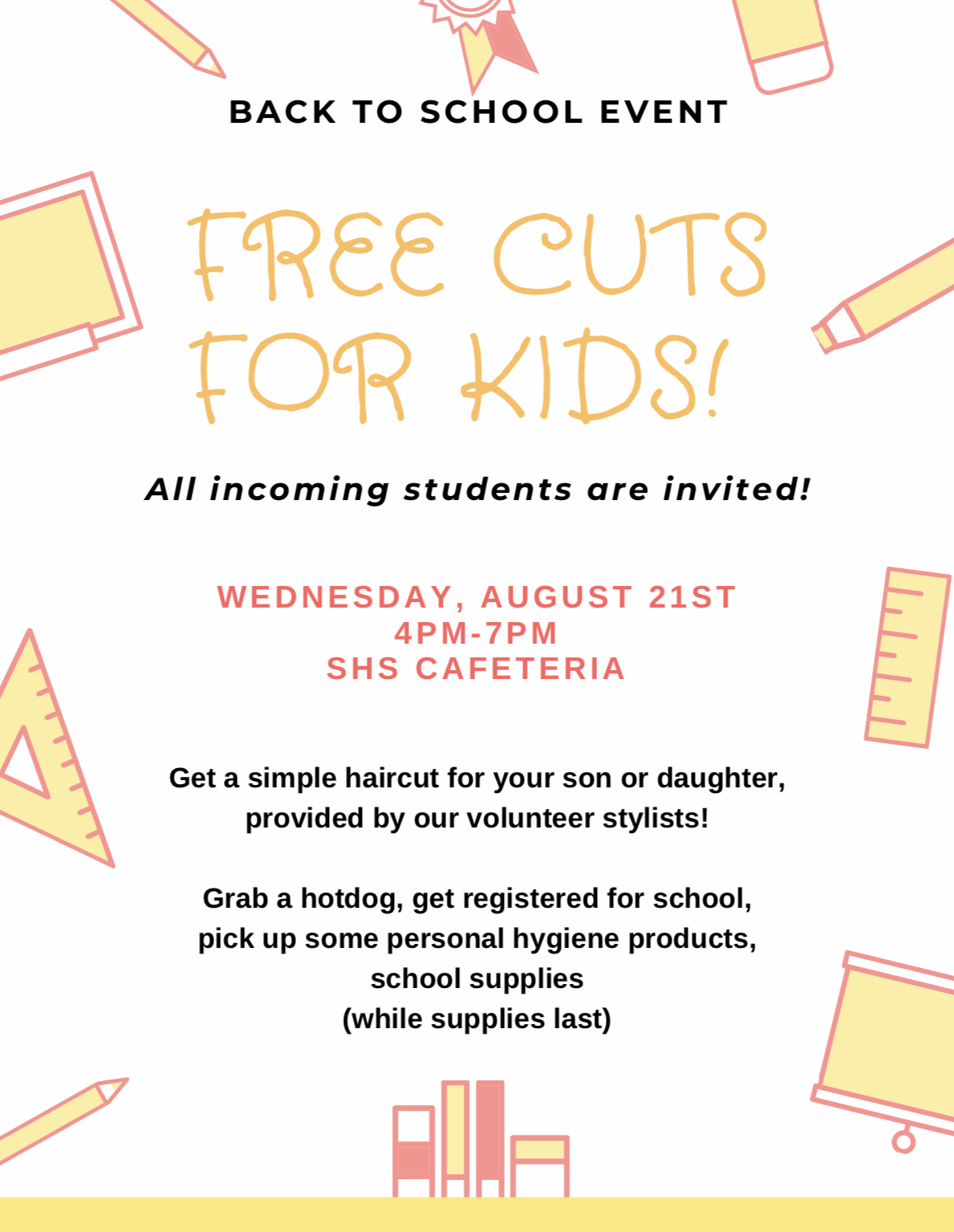Free Cuts For Kids Image
