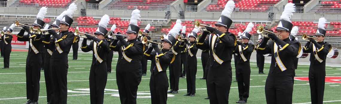 Experience Sidney High School - The Pride of Sidney Marching Band