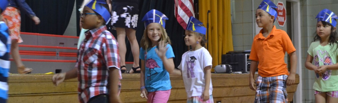 Bee Your Best - 2017 Kindergarten Graduation