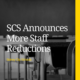 SCS Announces More Staff Reductions