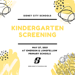Kindergarten Screening 2021