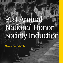 91st Annual SHS National Honor Society Induction