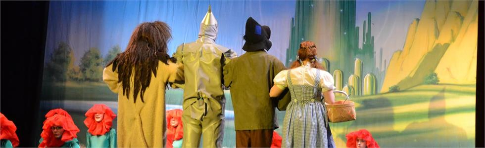 2015 SHS Musical - The Wizard of Oz
